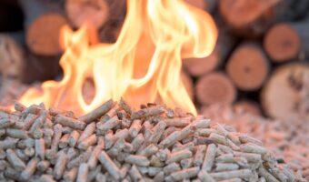 Riscaldarsi con la legna o con il pellet