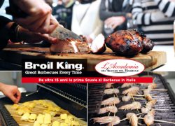 BROIL KING – Eventi Scuola di Cucina